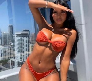 Anne-thais mexican sex dating in Clayton